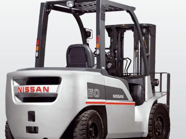 Погрузчики Nissan