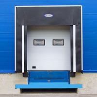 Промышленные секционные ворота серии ISD 01