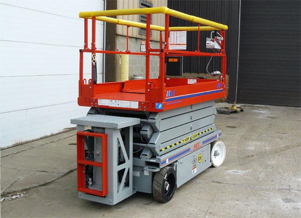 Электрический подъемник EX 4188EX