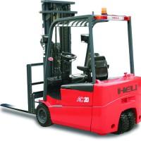 HELI 3-х опорные электропогрузчики г/п от 1 до 2 тонн