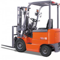 HELI 4-х опорные электропогрузчики г/п от 1 до 4,5 тонн