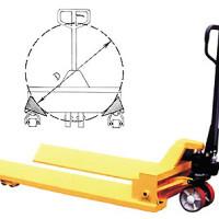 Гидравлическая тележка для транспортировки рулонов серии AC 20 R