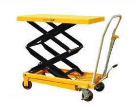 Подъемный стол-тележка TFD35-80