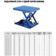 Подъемный стол DOORHAN