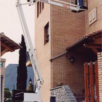 Коленчатый подъемник Parma 12