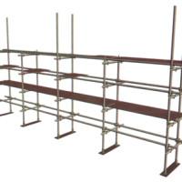 Хомутовые строительные леса УЛТ - 3000
