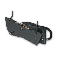 Система поворота навесного оборудования