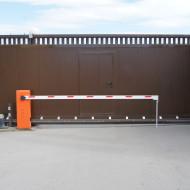 Откатные сдвижные ворота