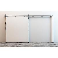 Холодильные противопожарные откатные двери общего назначения ОД (EI45)