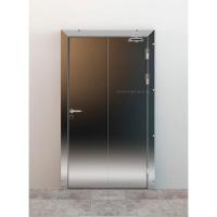 Холодильные противопожарные распашные двери общего назначения РДО (EI45)