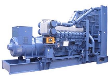 Газовые электростанции