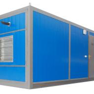 Панельные блок-контейнеры ПБК