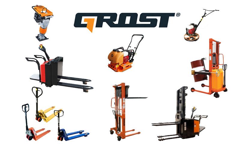Оборудование GROST