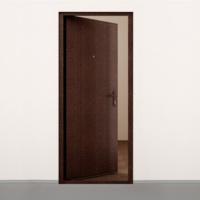 Защитные стальные двери серии ЭКО