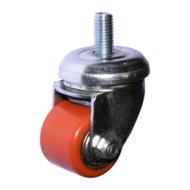 Колесные опоры большегрузные поворотные малого диаметр серии 903035