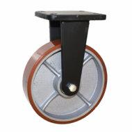 Колесные опоры поворотные и не поворотные с увеличенной нагрузкой серии SСpx и FСpx