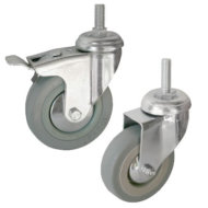 Колесные опоры поворотные и поворотные с тормозом серии SСtg, SСtgb
