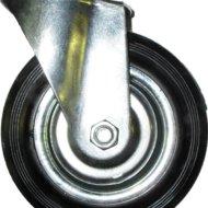 Колесные опоры поворотные и поворотные с тормозом крепление под болт серии SСh