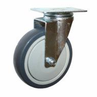 Колесные опоры термопластическая резина серии SCk, SCkb, FCk