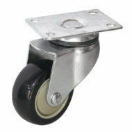 Колесные опоры полиуретановый контактный слой серии SCm, SCmb, FCm