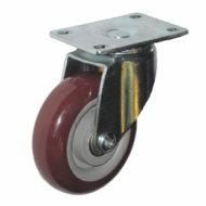 Колесные опоры полиуретановый контактный слой серии SCpk, SCpkb
