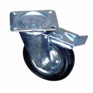 Колесные опоры поворотные и поворотные с тормозом серии SRC и SRCb