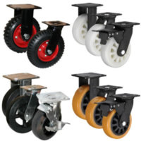Большегрузные колеса