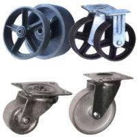 Цельнометаллические колеса