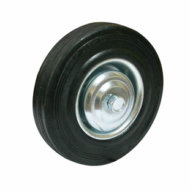 Колеса промышленные черная и серая резина серии С, GC