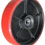 Колеса с осевыми подшипниками из полиуретана серии АС PU