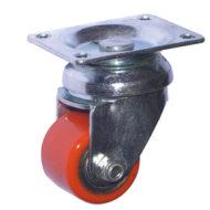 Колесные опоры полиуретановый контактный слой серии 903035, Т, D