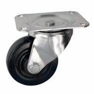 Колесные опоры поворотные цельнолитые серии SCpp, SDd