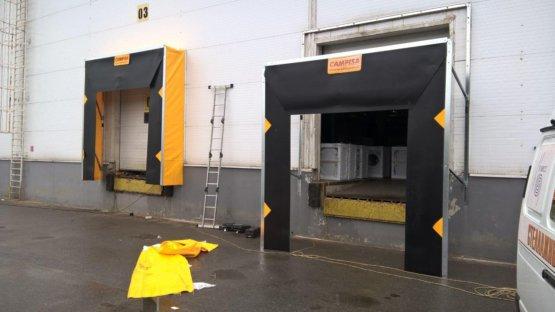 Поставка и монтаж герметизаторов проемов для АО «ИНДЕЗИТ ИНТЕРНЭШНЛ»
