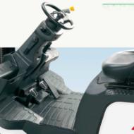 Дизельный погрузчик TCM FD25T3Z