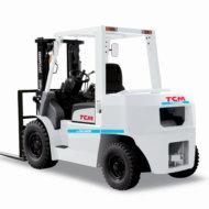 Дизельный погрузчик TCM FD50T9