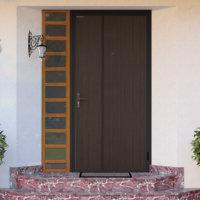Защитные стальные двери серии М-ЛАЙН