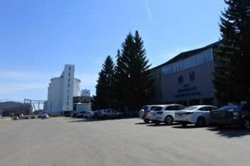 Поставка и монтаж промышленных ворот для ОАО «Добринский сахарный завод»