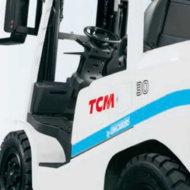 Дизельный погрузчик TCM FD20T3Z