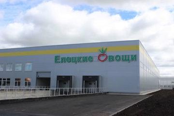 Поставка штабеллера самоходного для ООО «ТК Елецкие овощи»