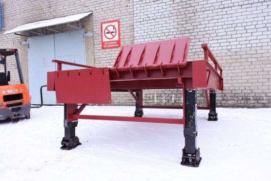 Поставка модуля перегрузочного для ПАО «Новолипецкий металлургический комбинат»