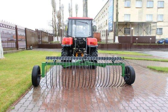 Поставка трактора с навесным оборудованием для ТОГБОУ ДО «Спортивно-оздоровительный лагерь «Тамбовский Артек»