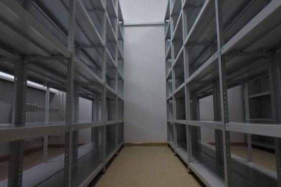 Поставка и монтаж архивных стеллажей для ООО «Вирлпул РУС»