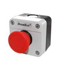 Кнопка STOP для аварийной остановки привода