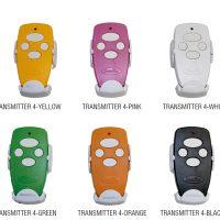 Пульт 4-х канальный Transmitter 4-Color