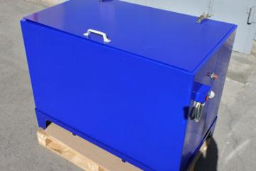 Поставка устройства для промывки мелких деталей для ПАО «НЛМК»
