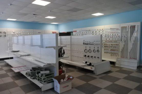 Поставка торгового и складского оборудования для ООО «ТрейдСетьСтрой»
