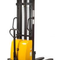 Штабелер гидравлический с электроподъемом  TOR 1т 3,5м DYC1035