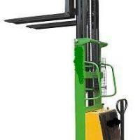 Штабелер гидравлический с электроподъемом TOR г/п 2000 кг 1600 мм CTD