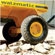 Тележка платформенная Walzmatic 1000