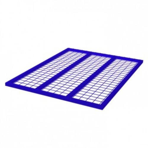 Полка для металлических контейнеров сетчатая 800х1200
